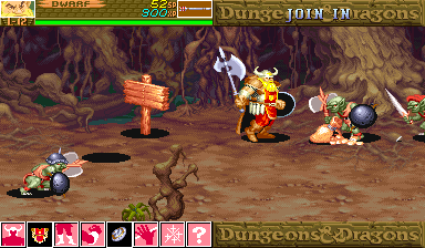 Dungeons & Dragons: Shadow over Mystara (Japan 960619) Screenshot