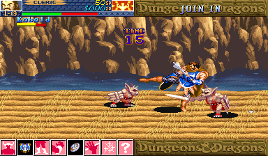 Dungeons & Dragons: Shadow over Mystara (Euro 960209) Screenshot