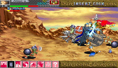 Dungeons & Dragons: Shadow over Mystara (Euro 960208) Screenshot
