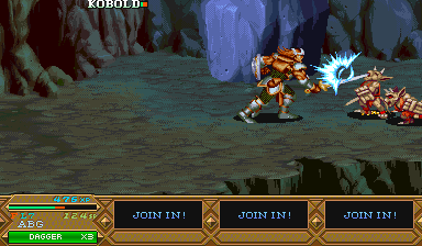 Dungeons & Dragons: Tower of Doom (Euro 940113) Screenshot