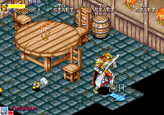 Dungeon Magic (Ver 2.1A 1994/02/18) Screenshot