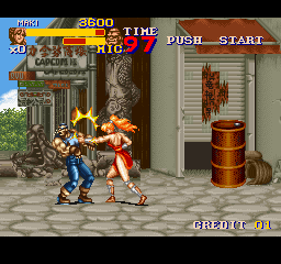 Final Fight 2 (SNES bootleg) Screenshot