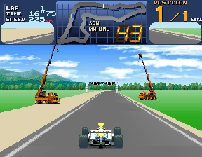 Final Lap 3 (Japan - Rev C) Screenshot
