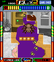 Gals Panic (US, EXPRO-02 PCB) Screenshot