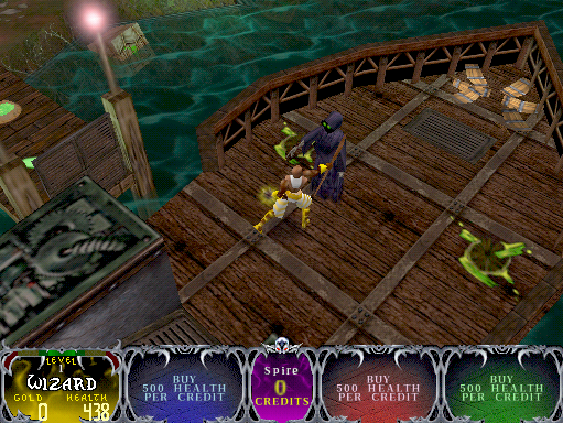 Gauntlet Dark Legacy (version DL 2.52) Screenshot