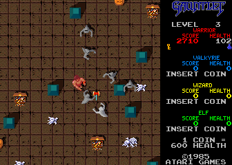 Gauntlet (rev 1) Screenshot