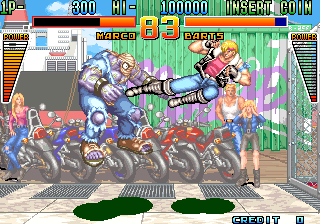 Global Champion (Ver 2.1A 1994/07/29) Screenshot