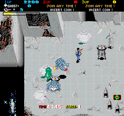 The Real Ghostbusters (US 3 Players) ROM