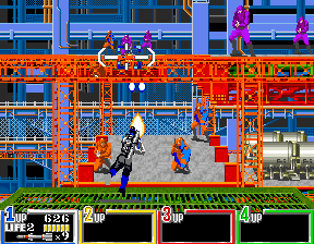 G.I. Joe (Japan, JAA) Screenshot