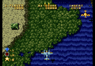 Ghost Pilots (NGH-020, US) Screenshot
