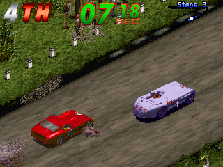 Mille Miglia 2: Great 1000 Miles Rally (95/04/04) Screenshot