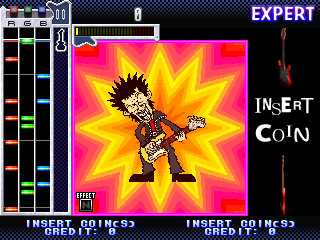Guitar Freaks (GQ886 VER. EAC) Screenshot