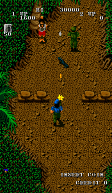 Guerrilla War (Version 1) Screenshot