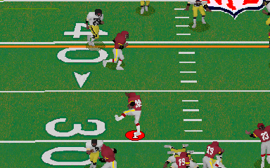Hard Yardage (v1.20) Screenshot