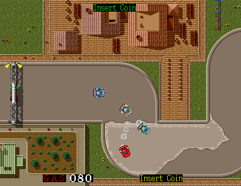 Hot Rod (World, 3 Players, Turbo set 2, Floppy Based) Screenshot