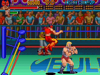 Knuckle Bash Screenshot