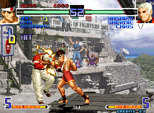The King of Fighters 2002 Plus (Bootleg Set 2) Screenshot
