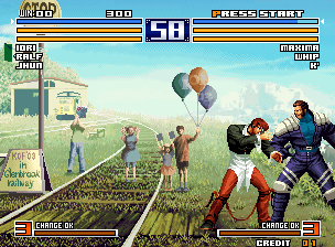 The King of Fighters 2003 (Bootleg Set 1) Screenshot