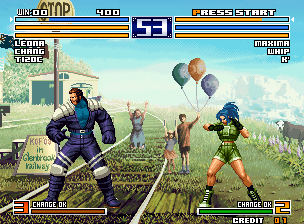 The King of Fighters 2003 (bootleg set 2) Screenshot