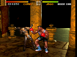 Killer Instinct (v1.5d) Screenshot