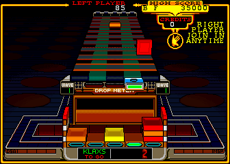 Klax (set 1) Screenshot