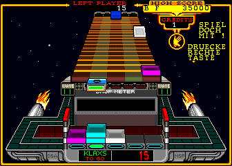 Klax (Germany) Screenshot