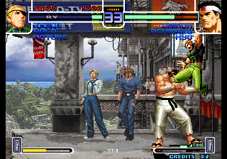 The King of Fighters 2002 (Bootleg) Screenshot