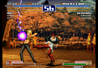 The King of Fighters 2003 (Set 1) Screenshot