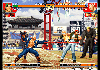 The King of Fighters '97 (Set 1) Screenshot