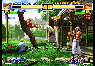 The King Of Fighters 99 Android Apk Download - chinalost
