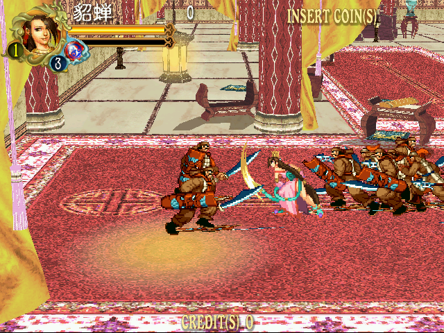 Knights of Valour - The Seven Spirits Screenshot