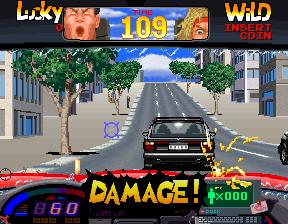 Lucky & Wild (Japan) ROM