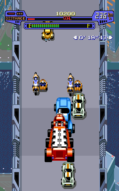Mad Gear (Japan) Screenshot
