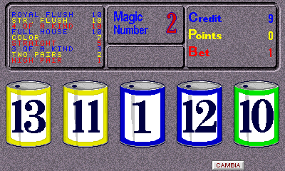 Magic Joker (v1.25.10.2000) Screenshot