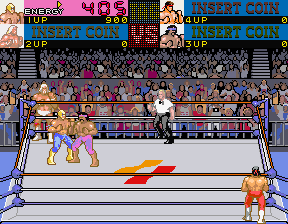 The Main Event (4 Players ver. Y) Screenshot