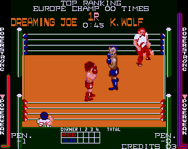 Main Event (1984) Screenshot