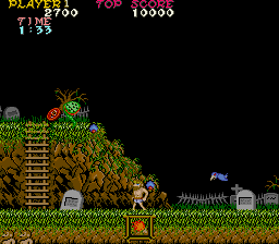 Makai-Mura (Japan) Screenshot