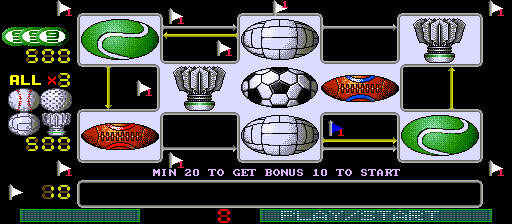 Match '98 (ver. 1.33) Screenshot