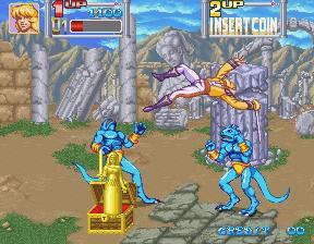 Metamorphic Force (Arcade) - GamelistDB