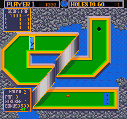 Mini Golf (10/8/85) Screenshot