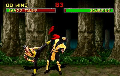 Mortal Kombat II (rev L3 1) ROM < MAME ROMs | Emuparadise