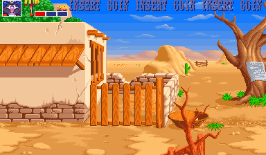 Wild West C.O.W.-Boys of Moo Mesa (bootleg) Screenshot