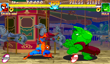 Marvel Super Heroes (Brazil 951117) Screenshot