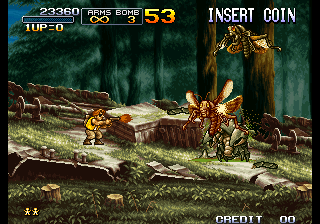 Metal Slug 3 (NGM-2560) Screenshot