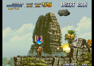 Metal Slug 6 (Metal Slug 3 bootleg) Screenshot