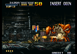 Metal Slug 3 (NGH-2560) Screenshot