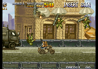 Metal Slug 4 (NGH-2630) Screenshot