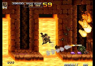 Metal Slug 5 Screenshot