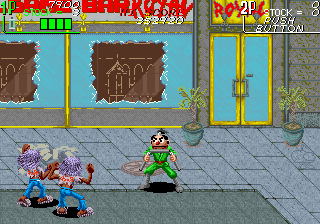 The Ninja Kids (World) Screenshot
