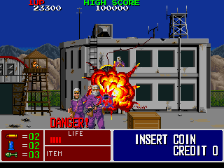 Operation Thunderbolt (US) Screenshot